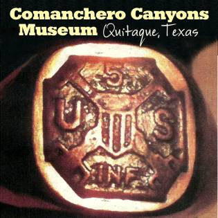 Artifact from Comanchero Canyons