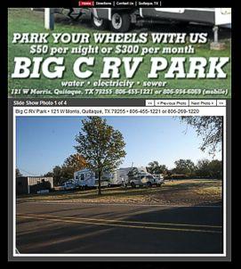 Big C RV Park
