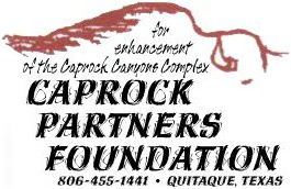 Caprock Partners Foundation - Supporting the Caprock Canyons Complex