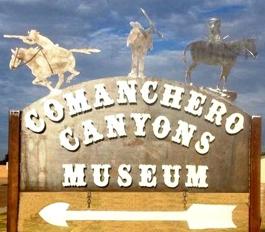 Comanchero Canyons Museum