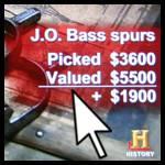 J.O. Bass Spurs