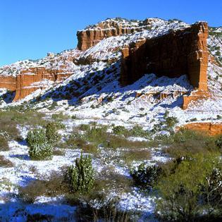 Caprock Snow