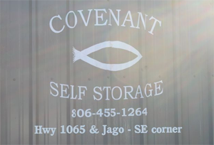 Covenant Self Storage Website