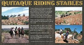 Quitaque Riding Stables Website